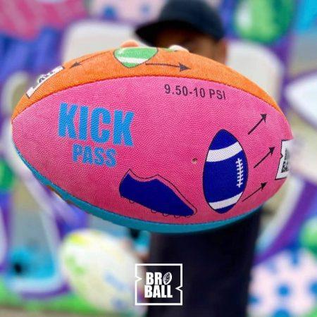 Skills Rugby BroBall