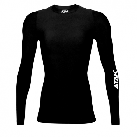Atak Compression long black