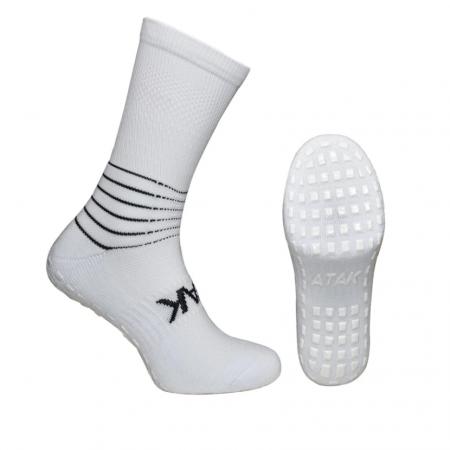 C-Grip Socks White