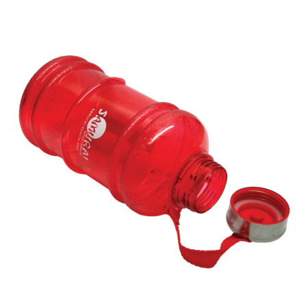 Drinks Bottle Red