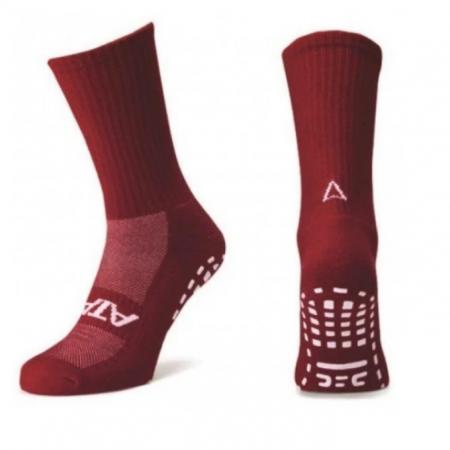 Grip Socks Maroon