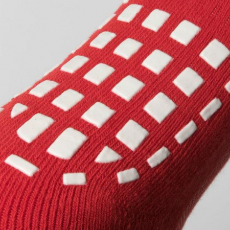 Grip Socks Sole Red