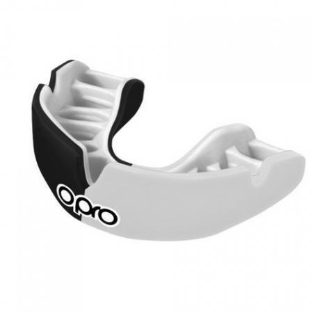Opro BlackWhite Gum Shield