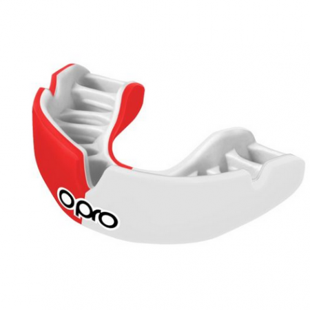 Opro RedWhite Gum Shield
