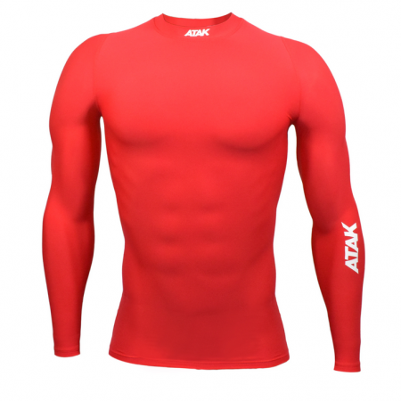 Red Compression top