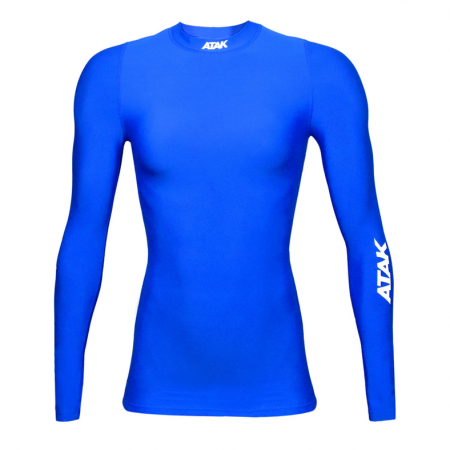 Royal Blue Compression top female