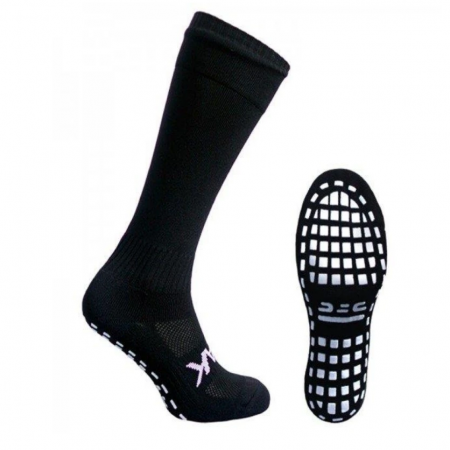 SHOX Full Length Grip Socks Black
