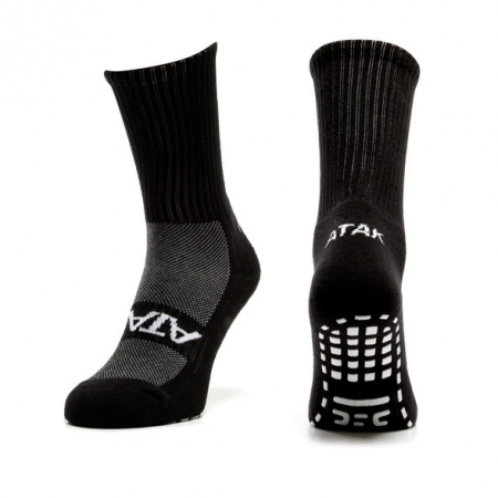 SHOX Mid-Leg Grip Socks Black 1