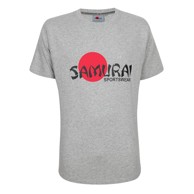 Samurai Grey Tshirt