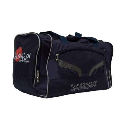 Samurai Kit Bag Blue