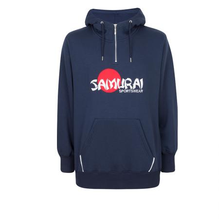 Samurai Leinster Hoody Navy
