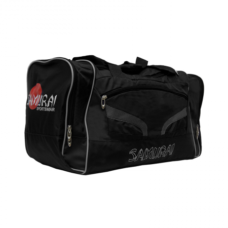 Samurai Match Day kit Bag Black