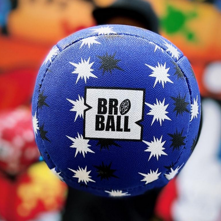 BroBall Rebound Blue