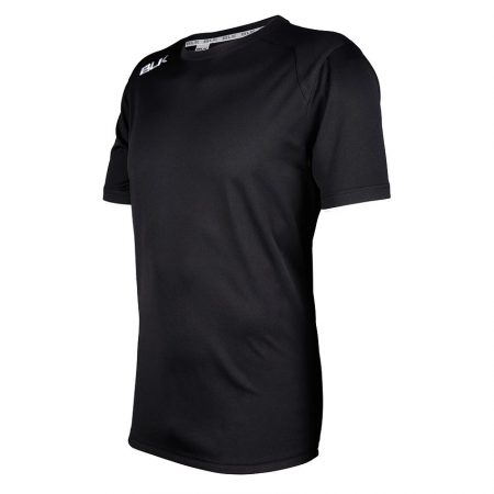 BLK Black Training Tshirt side