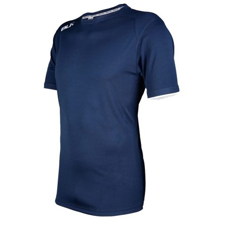 BLK Blue Training Tshirt side
