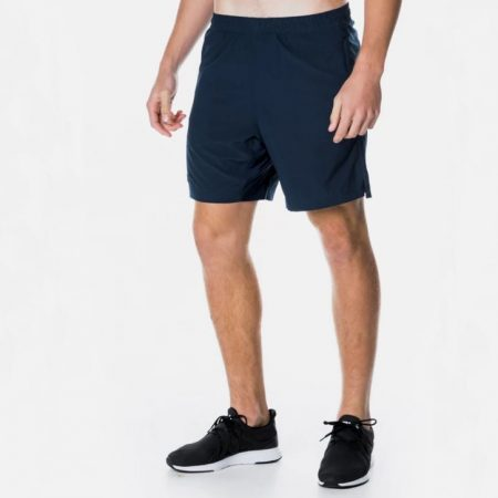BLK Navy Shorts Front