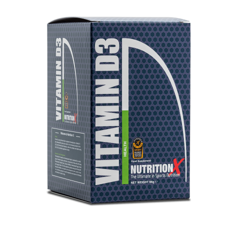 NutritionX D3 Vitamin