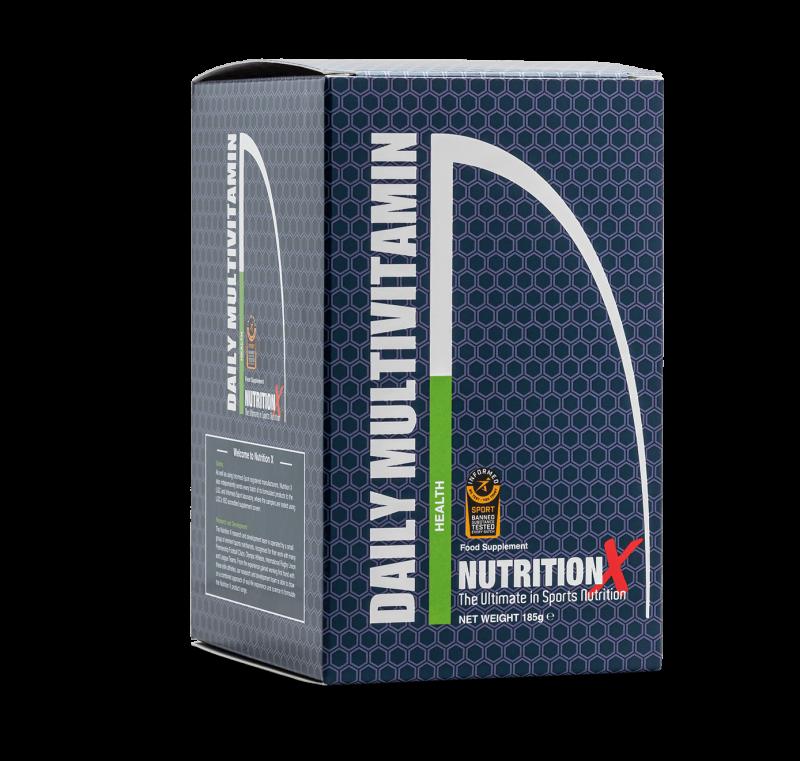 NutritionX Multivitamins