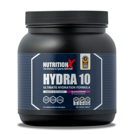 NutritionX hydra 10 blackcurrant