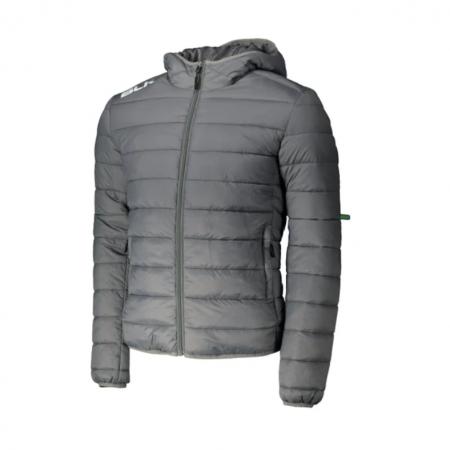 BLK Puffer Jacket Side