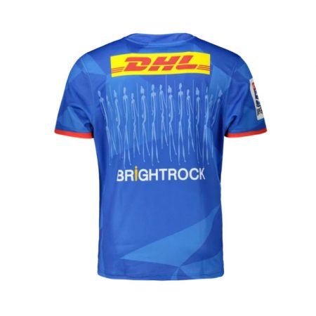 Stormer Home Jersey Back