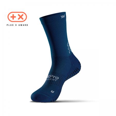 SOXPro Ultra Light Grip Sock Dark Blue