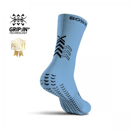 Grip Socks Light Blue