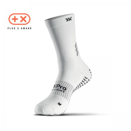 SOXPro Grip Socks Ultra white