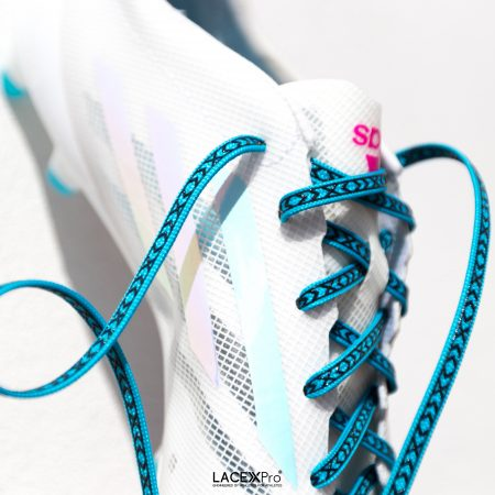 Lacexpro boots Laces Blue