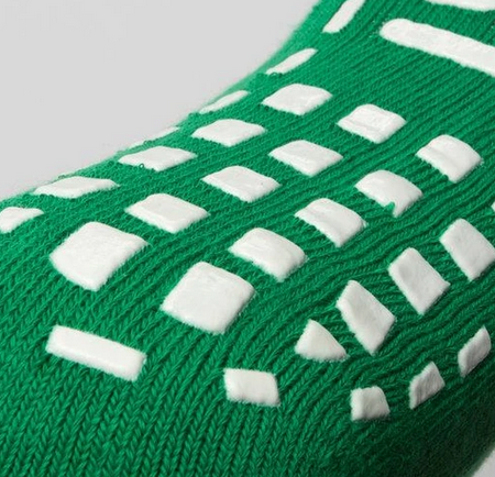 Atak Grip Socks Green foot