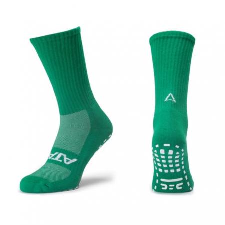 Atak Grip Socks Green