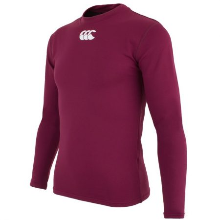 Canterbury Maroon Baselayer