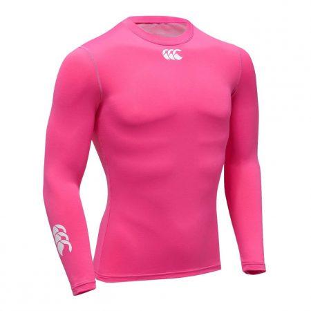 Canterbury baselayer pink