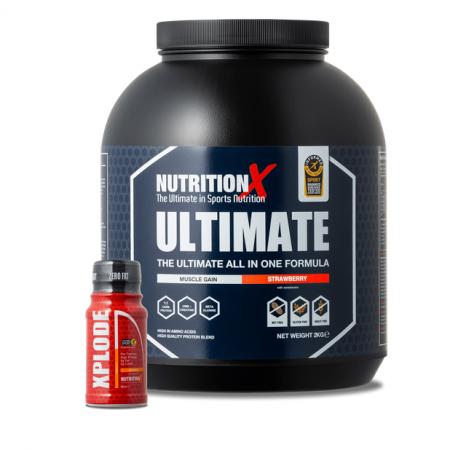 Nutrition X Bundle 1