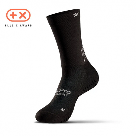SOXPro Grip sock UltraLight Black