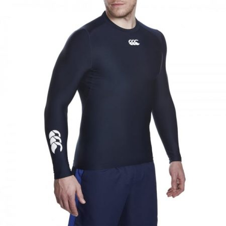 Canterbury Base Layer Black Side