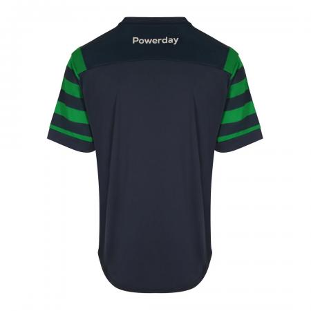 London Irish Training T-shirt back